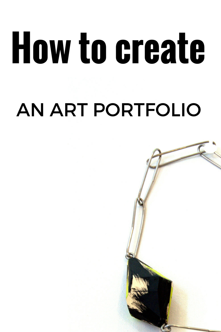 A Checklist To Creating An Art Portfolio To Apply To College  Art