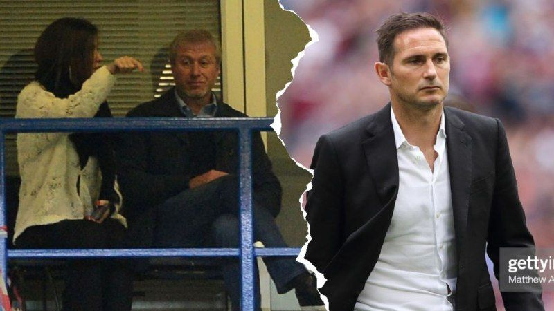 Just In Roman Abramovic Reportedly Hands Frank Lampard Sack Ultimatum Chelsea Manager Tammy Abraham Franks