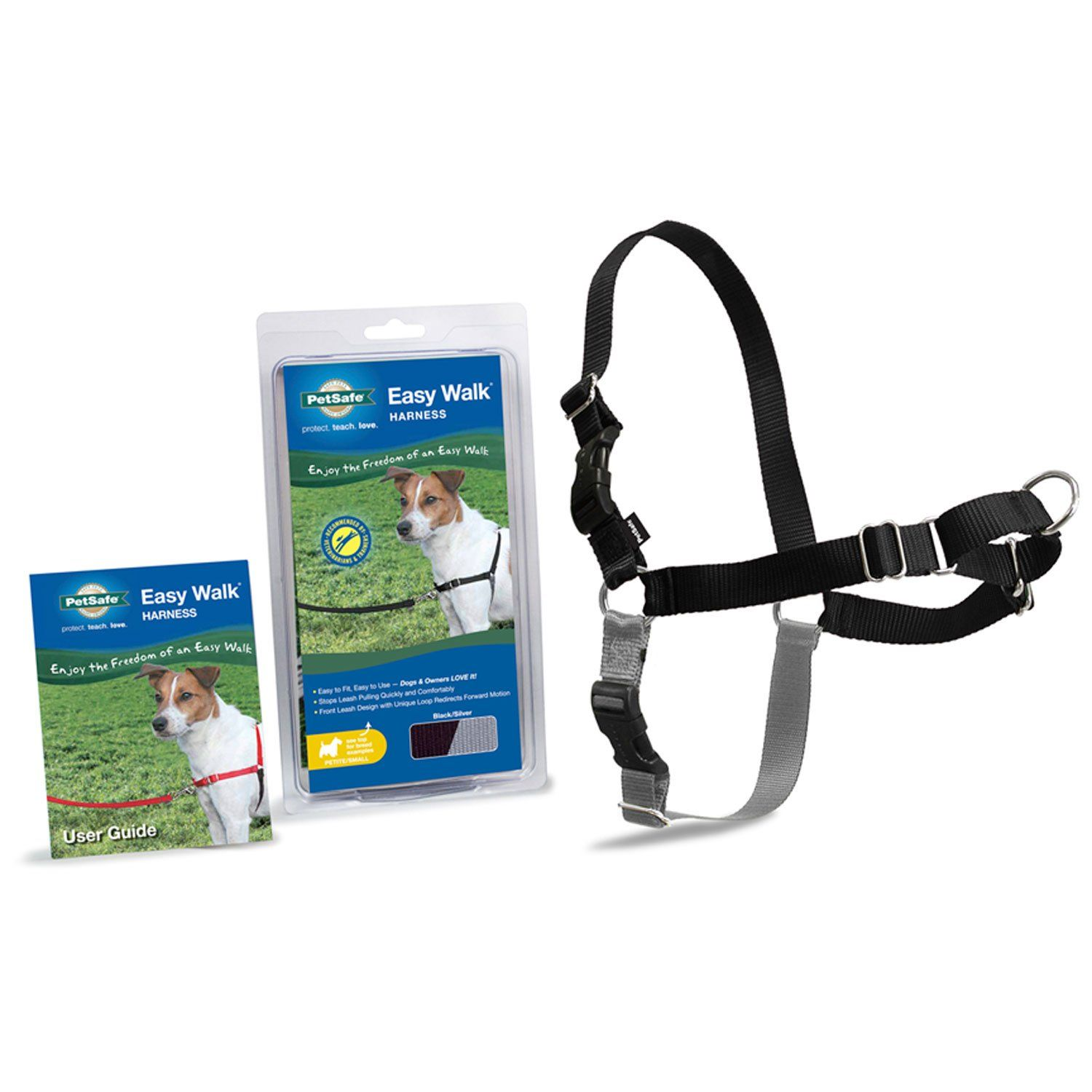 Pin By Kristen Reese On Dogs Easy Walk Harness Easy Walk Dog Harness Dog Harness