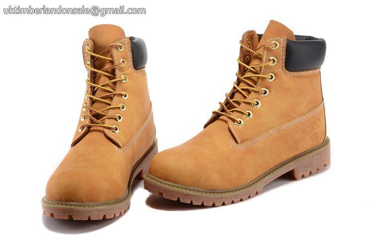 Classic Men Timberland Wheat-Black Helix Waterproof 6 Inch Comp Toe Footwear  $95.99
