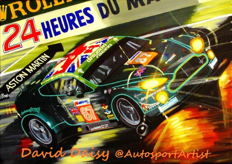 Sports Gt Cars Motorsport Paintings Racing Art Motorsport Gt Cars