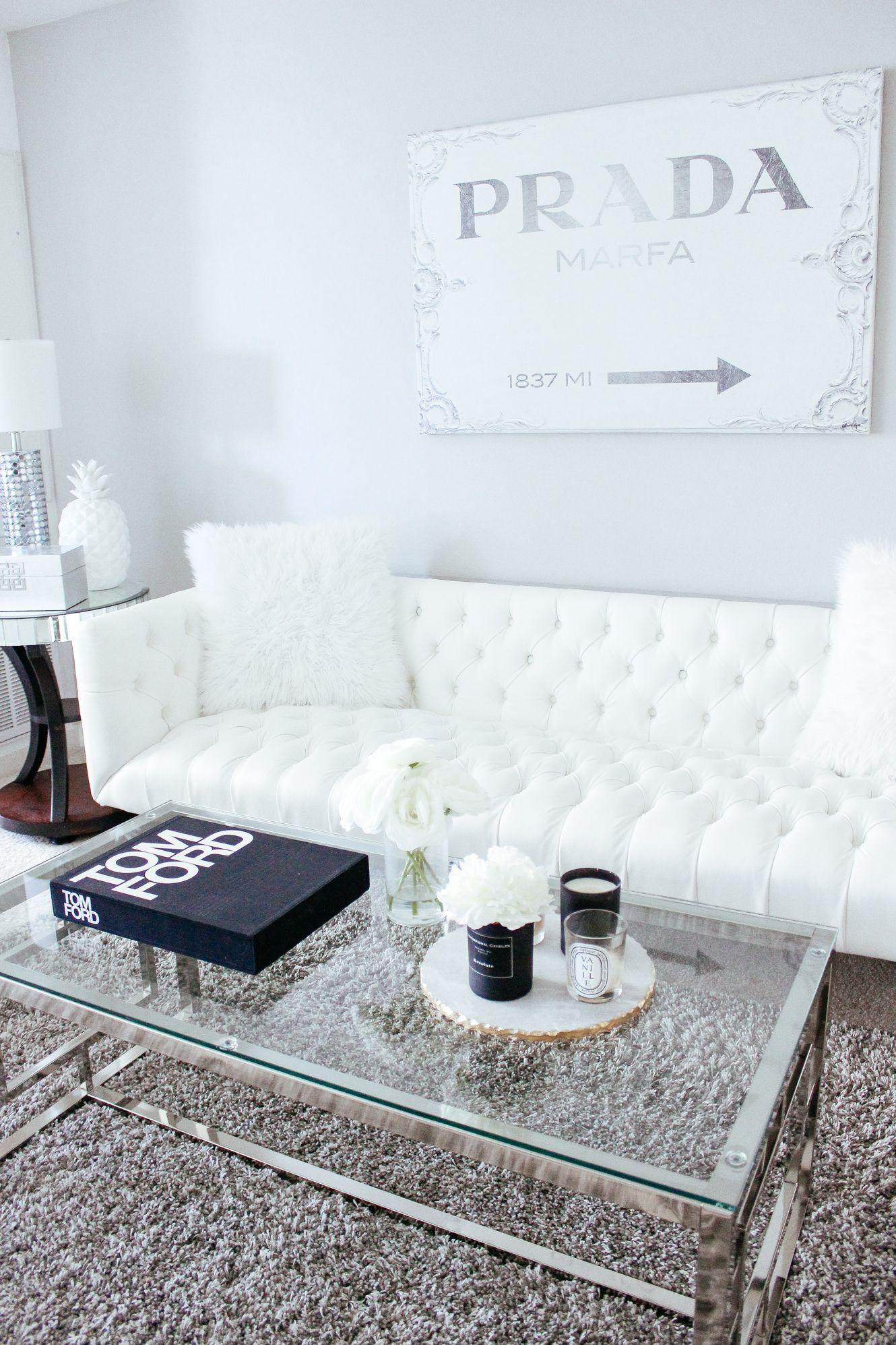 My black u white living room house pinterest