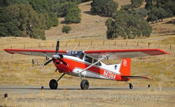 U S Forest Service Seeks Engine For Cessna 185 Aircraft