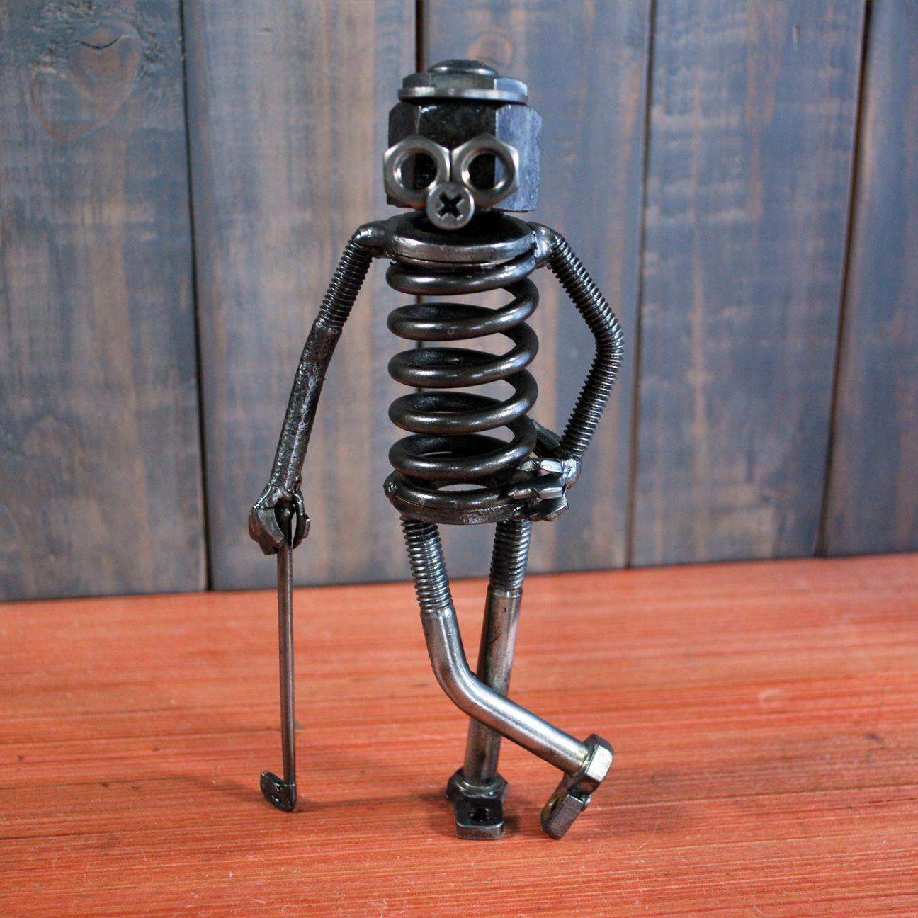 Welding Art For Beginners Weldingart Scrap Metal Art Welding Art Metal Art Diy