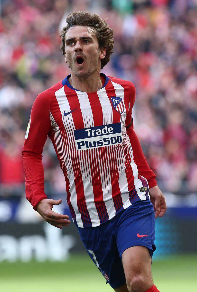 Atlético de Madrid (AtletiFR) Twitter Antoine