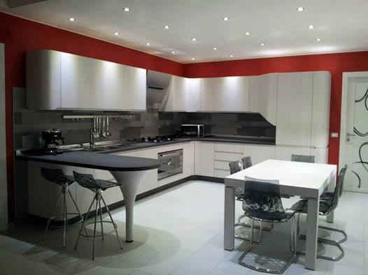 Foto: Stosa Cucine - Chiodo Arredamenti   Cucina - Kitchen   Pinterest