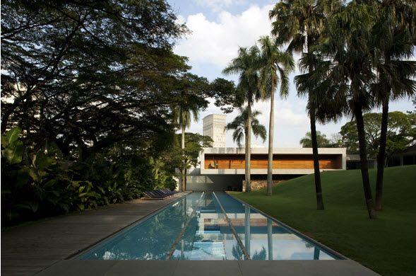 Grecia House in São Paulo, Brazil - studio Isay Weinfeld