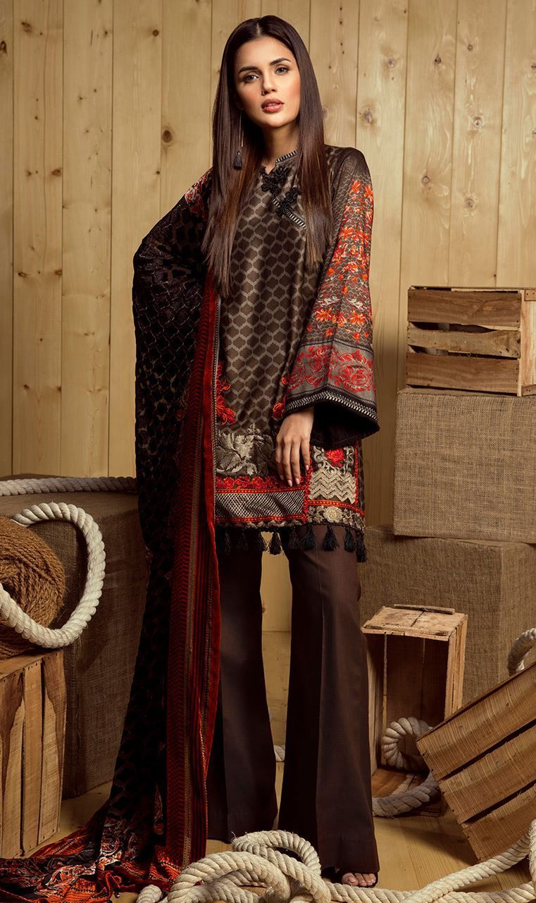 Fashion Winter outfits offered by orient textile video