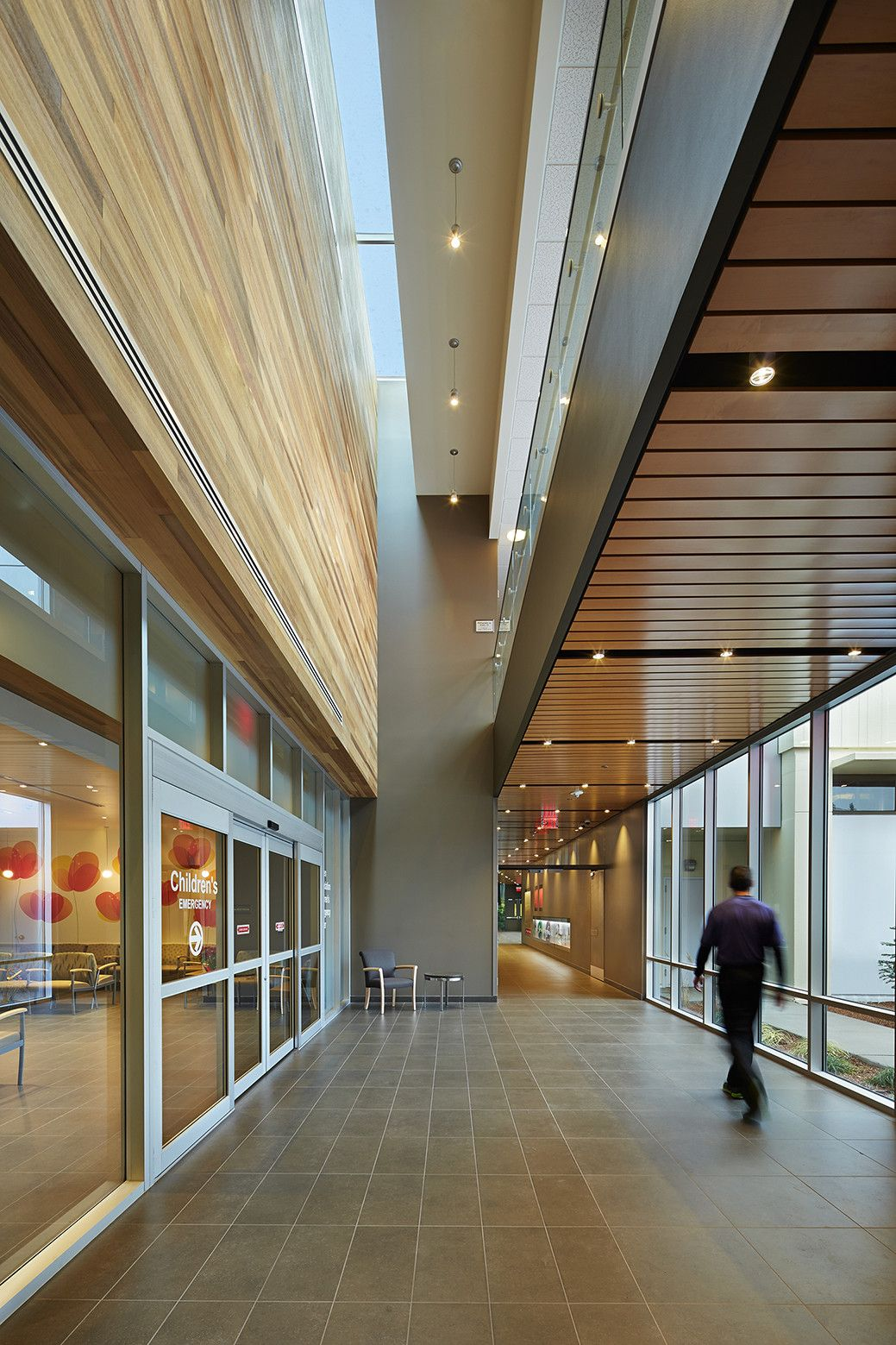 Trauma Room Design: Gallery Of Pediatric Emergency Department At Providence