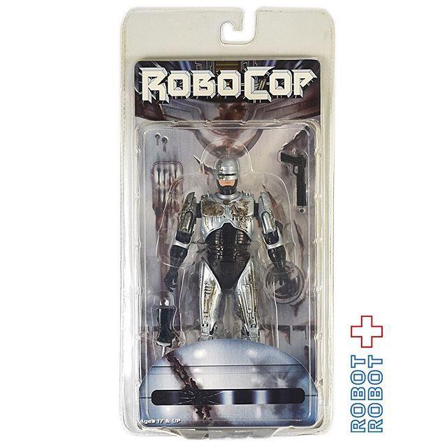 NECA ロボコップ アクションフィギュア NECA ROBOCOP Battle Damaged Action