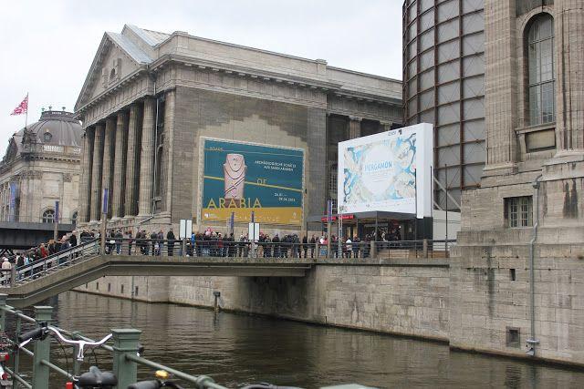 NESRiN`S KÜCHE: Pergamonmuseum in Berlin