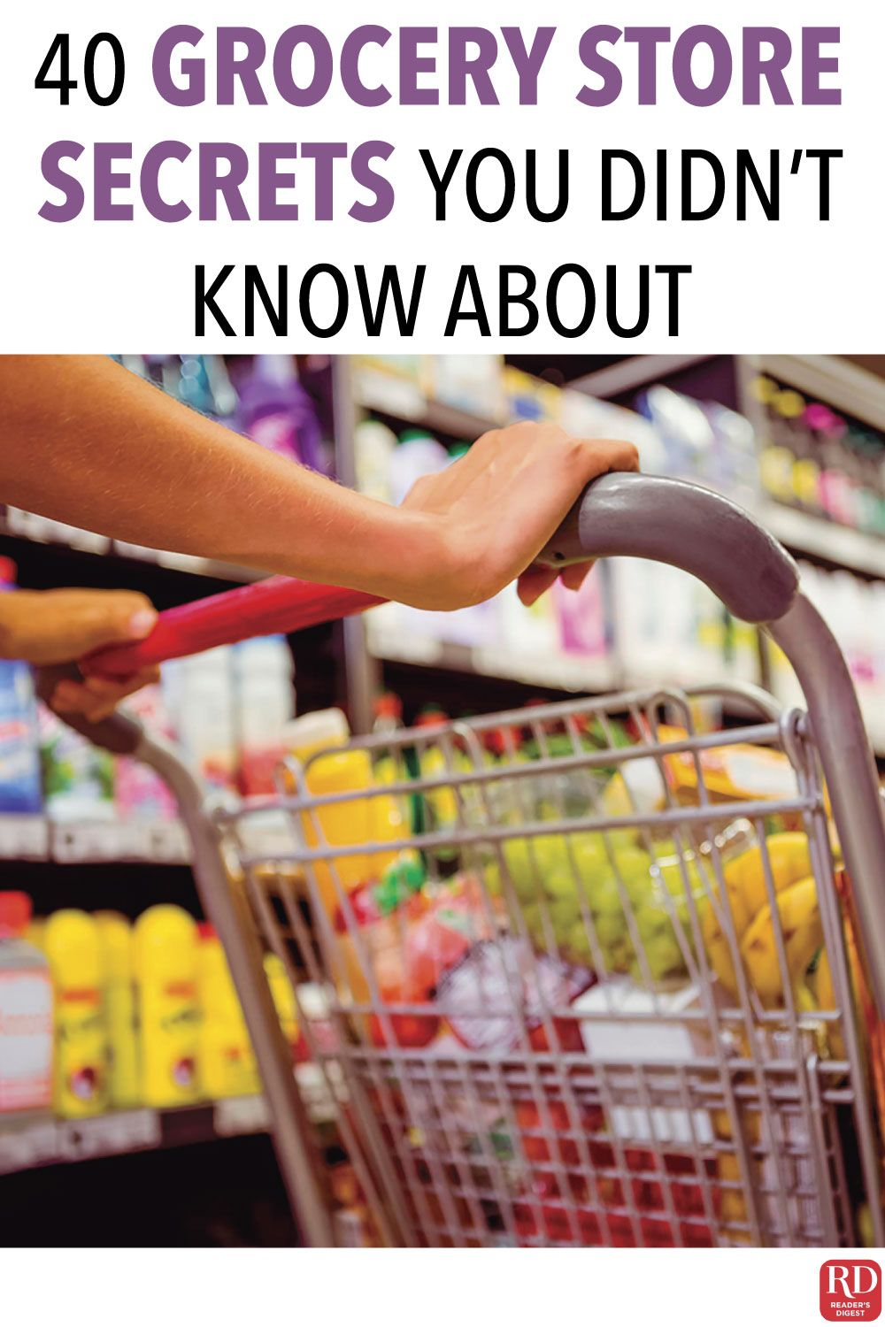 40 Grocery Store Secrets You Didn T Know About Grocery Store