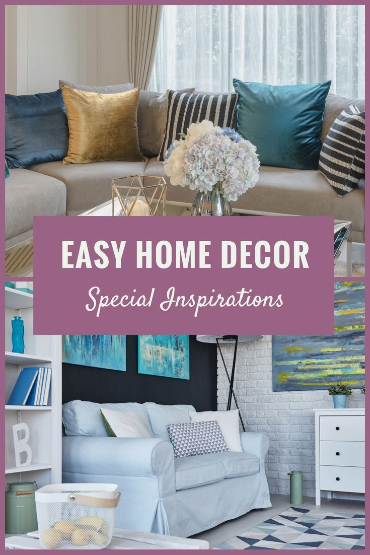 Easy home decor designs taking these effortless interior ideas can certainly make such  big difference in your personal also rh pinterest
