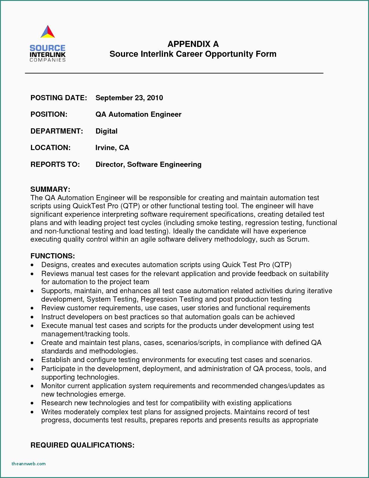 25 Software Engineer Cover Letter Cover Letter For Resume Lettering Letter Of Recommendation