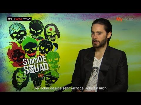 Suicide Squad: Interview with Jared Leto