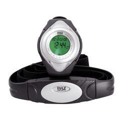 Heart Rate Monitor Watch W/Minimum, Average Heart Rate, Calorie Counter, and Target Zones(Silver Color)