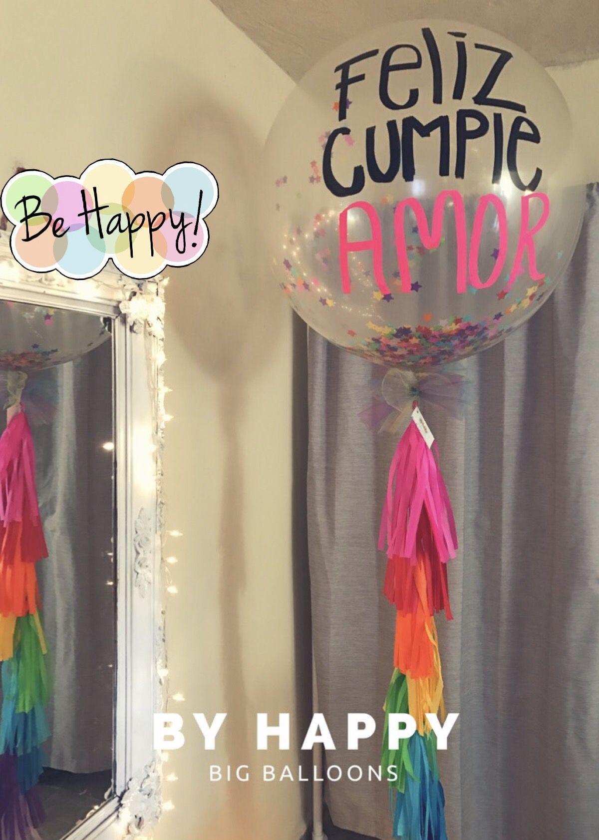 Big balloons Globos gigantes Pinterest Big, Ideas para and Birthdays