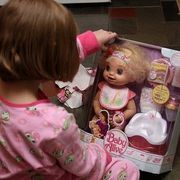 If you have a daughter and she owns the Baby Alive doll, then you are already acquainted with how expensive purchasing more food for this doll is. While you probably want to do your best to keep your child happy by providing her with the doll food for her doll, chances are you aren't too enamored with the price tag. Fortunately it's not that...