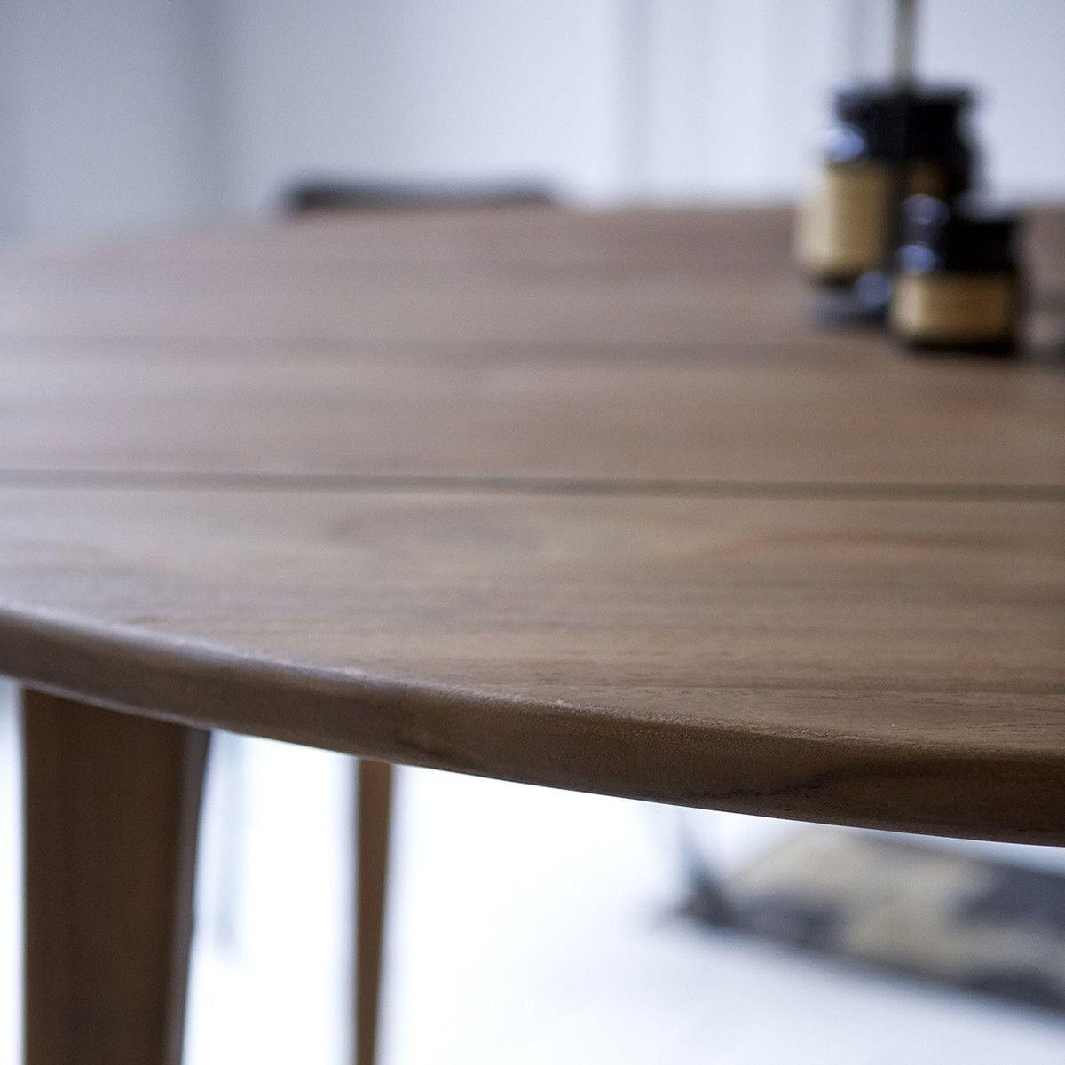 Table en bois de teck 150 Grasshopper | Products | Table de ...