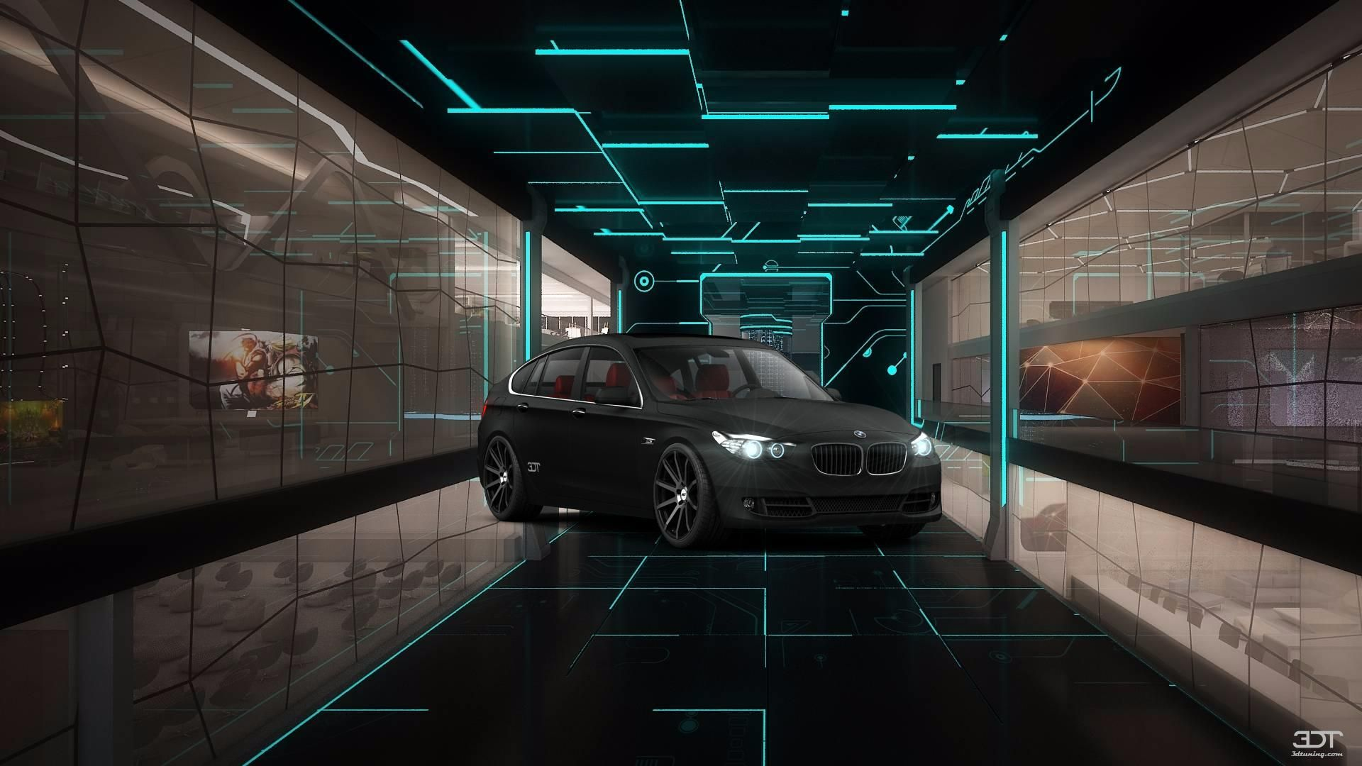Checkout my tuning #BMW 5SeriesGranTurismo 2009 at 3DTuning #3dtuning #tuning