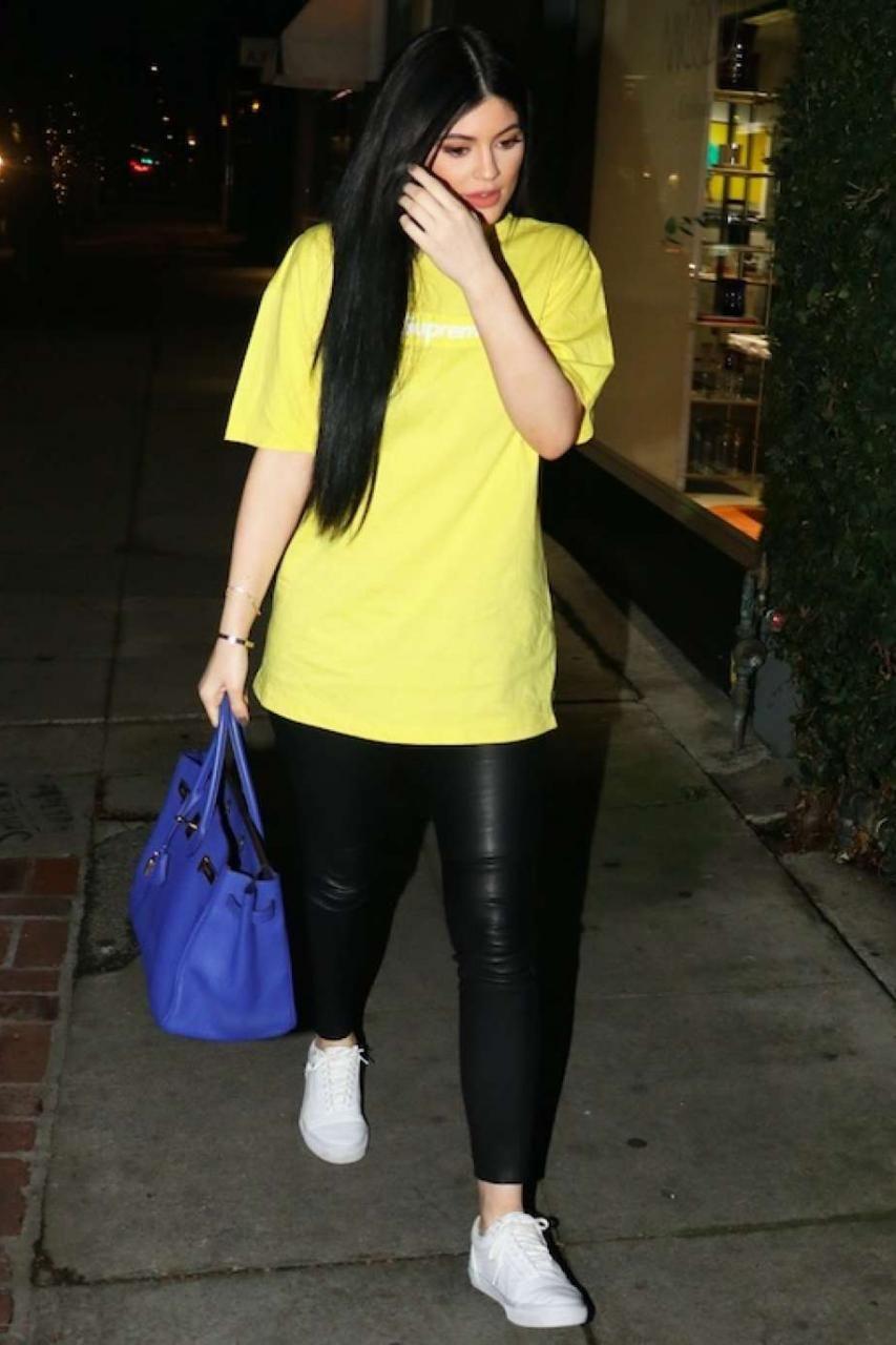 Kylie White Leggings Hardon Clothes