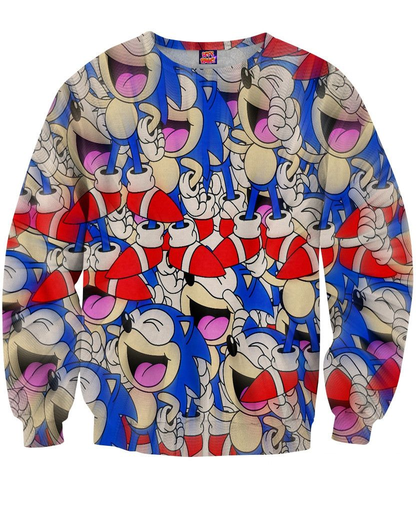 You're Too Slow Sweatshirt