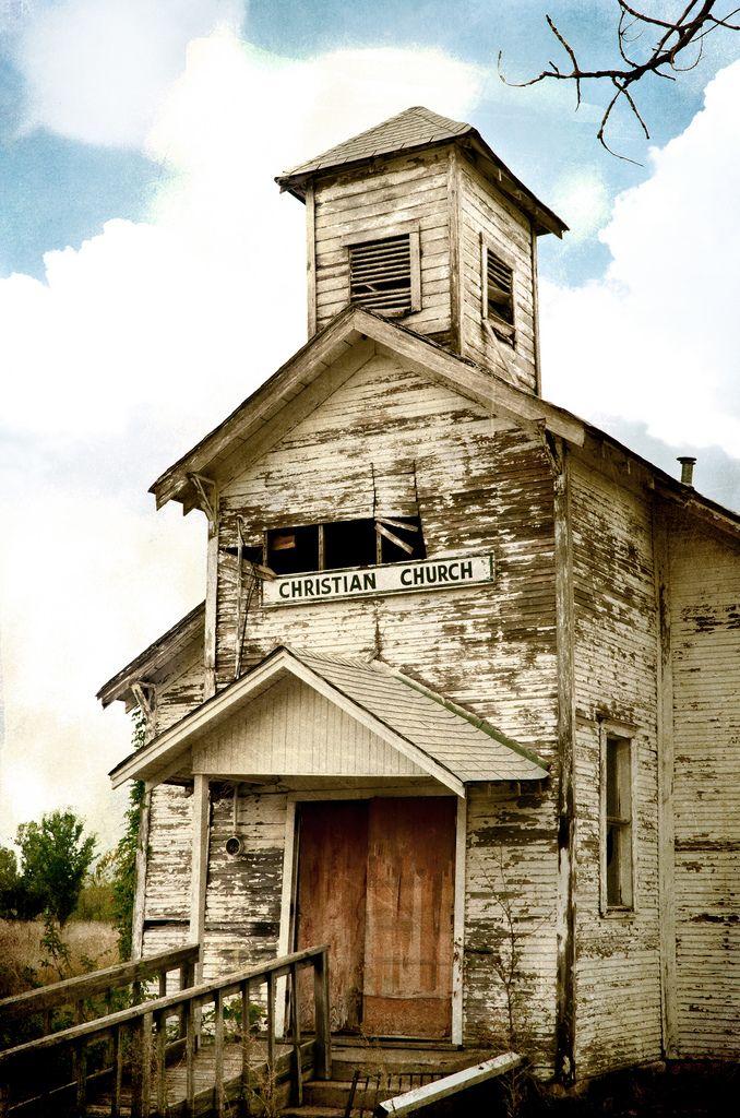 Christian Church Picher Ok Abandoned Churches Abandoned Houses Church