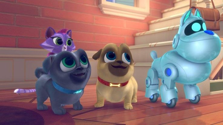 Discover New Disney Junior Puppy Dog Pals Adventures With Puppydogpals Disney Junior Dogs And Puppies Young Animal