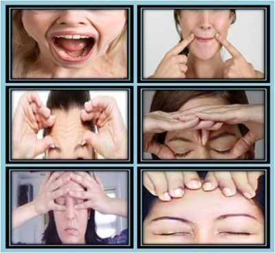 Facial Retraining Exercises