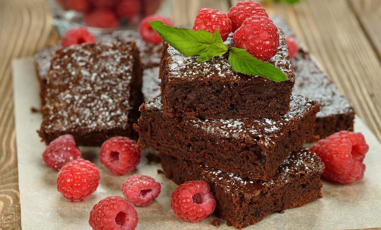 aprende hacer un delicioso Brownie paso a paso y con totografias.  #postres #blogger
