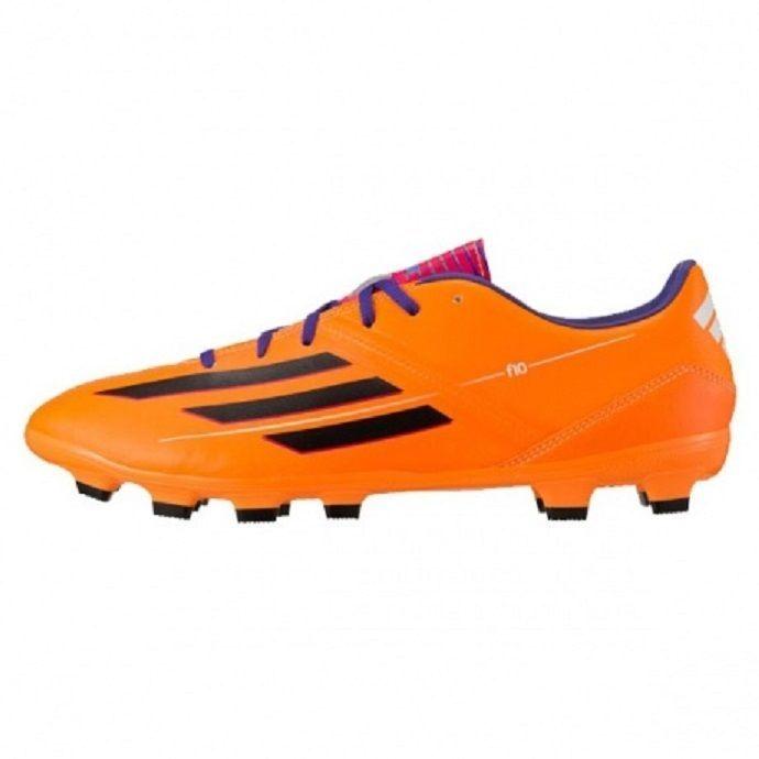 c313d160a ... f50 adizero yellow and black Adidas F10 Adizero TRX HG Fußballschuhe  orange schwarz Gr. 44.5 ...