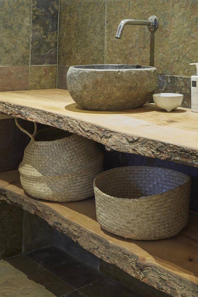 Photo of houten badkamermeubel – Berthe Nic.