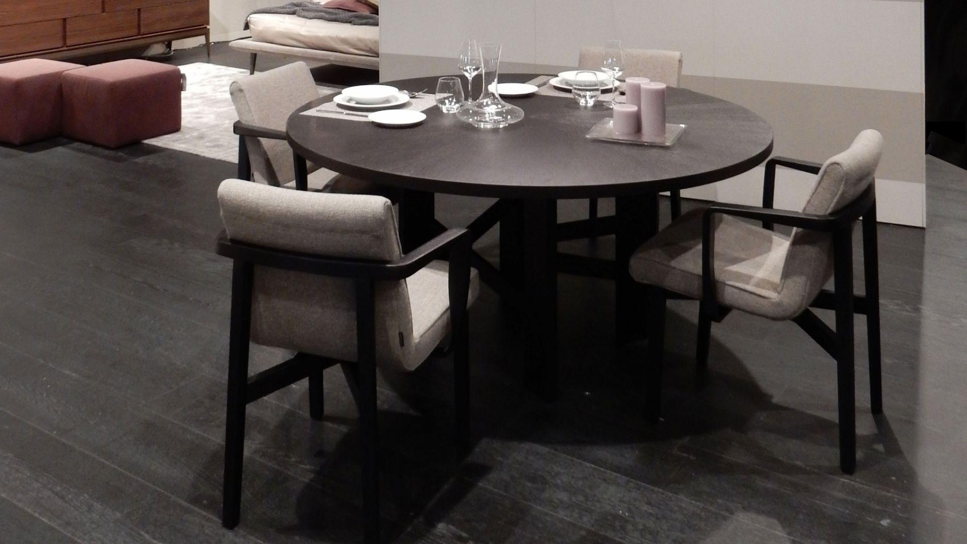 Natuzzi Italia Sonata Arm Chairs