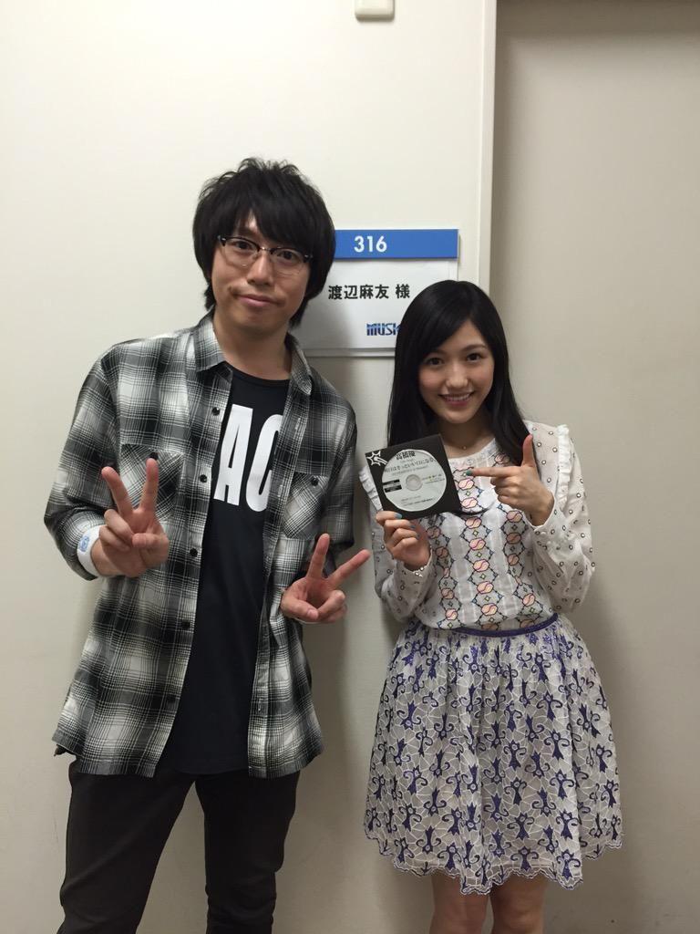 Mayu Watanabe #渡辺麻友 Yu Takahashi #高橋優 #JPOP