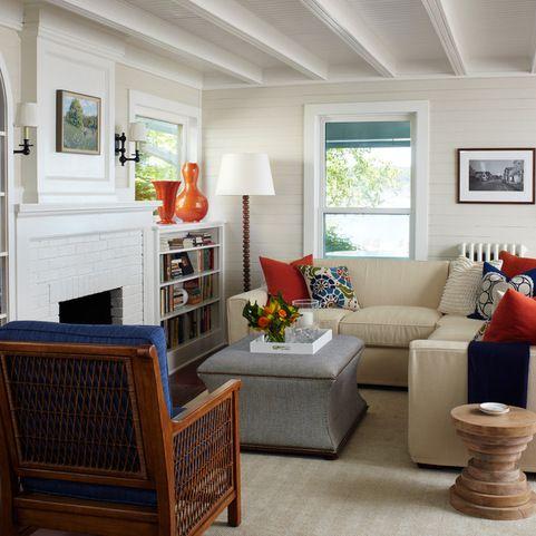Tom Stringer Small Living Room Design Small Space Living Room