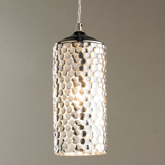 Dimple Cylinder Glass Pendant Glass Pendant Shades Glass