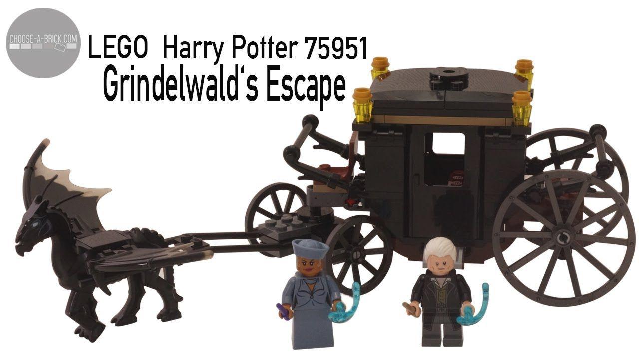 Build Escape Harry Grindelwald's Lego 75951 Speed Potter VUqzMGSp