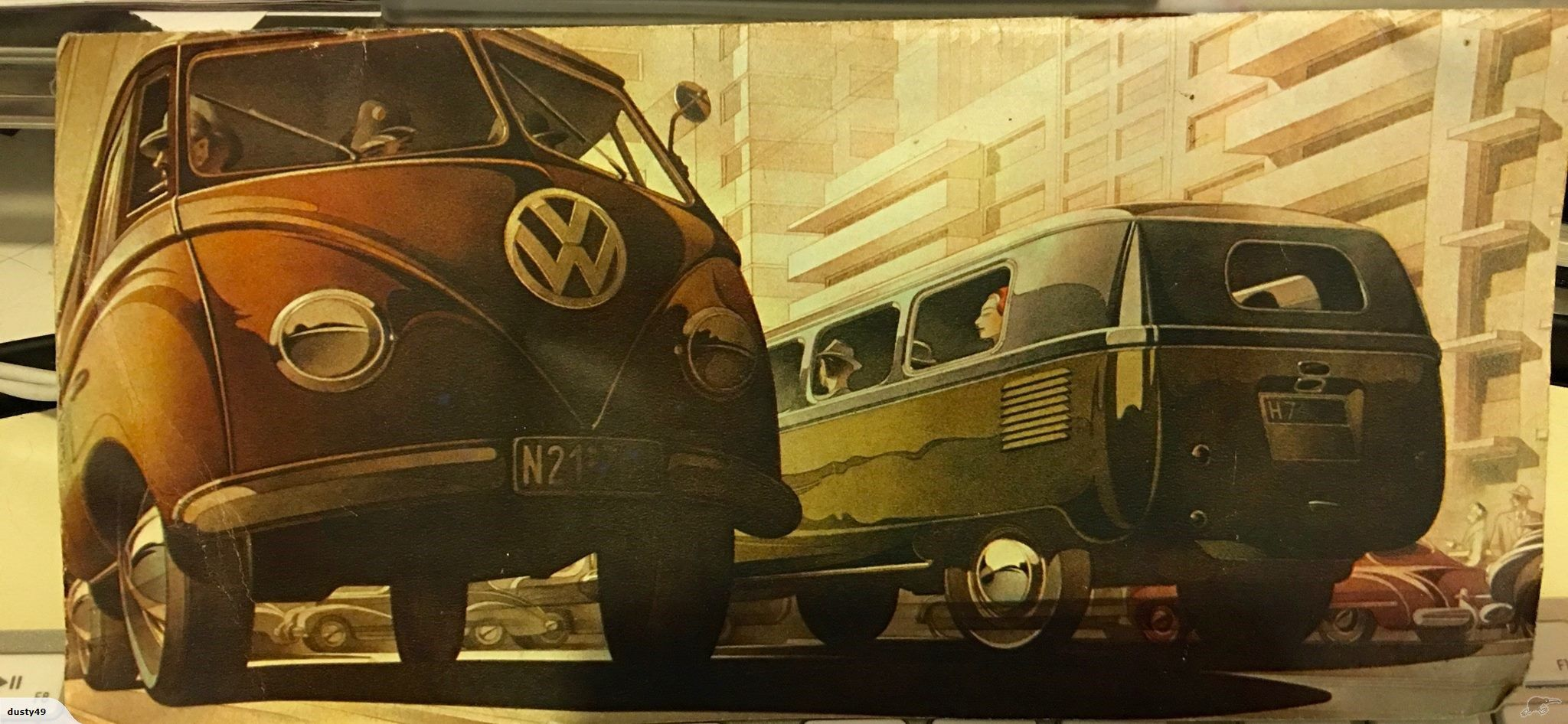 VW Commercial Combi Sales Brochure Trade Me (With images