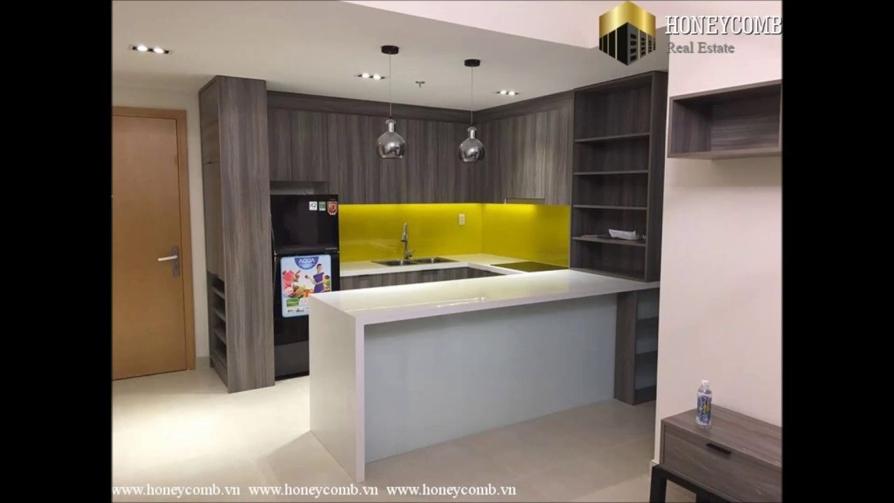 1 Bedroom Apartment For Rent In Masteri Thao Dien Www Honeycomb Vn 13