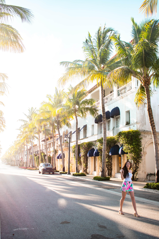 fce8ad48ca65bc Eva Phan of Eva Darling Worth Avenue, Ralph Lauren, Palm Beach Island  Florida,