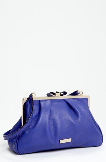 kate spade new york 'dixie street - lolla' leather crossbody bag available at #Nordstrom