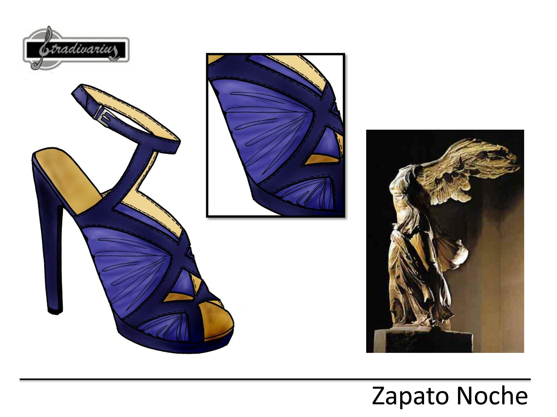 Zapato Noche  Marca: Estradivarius