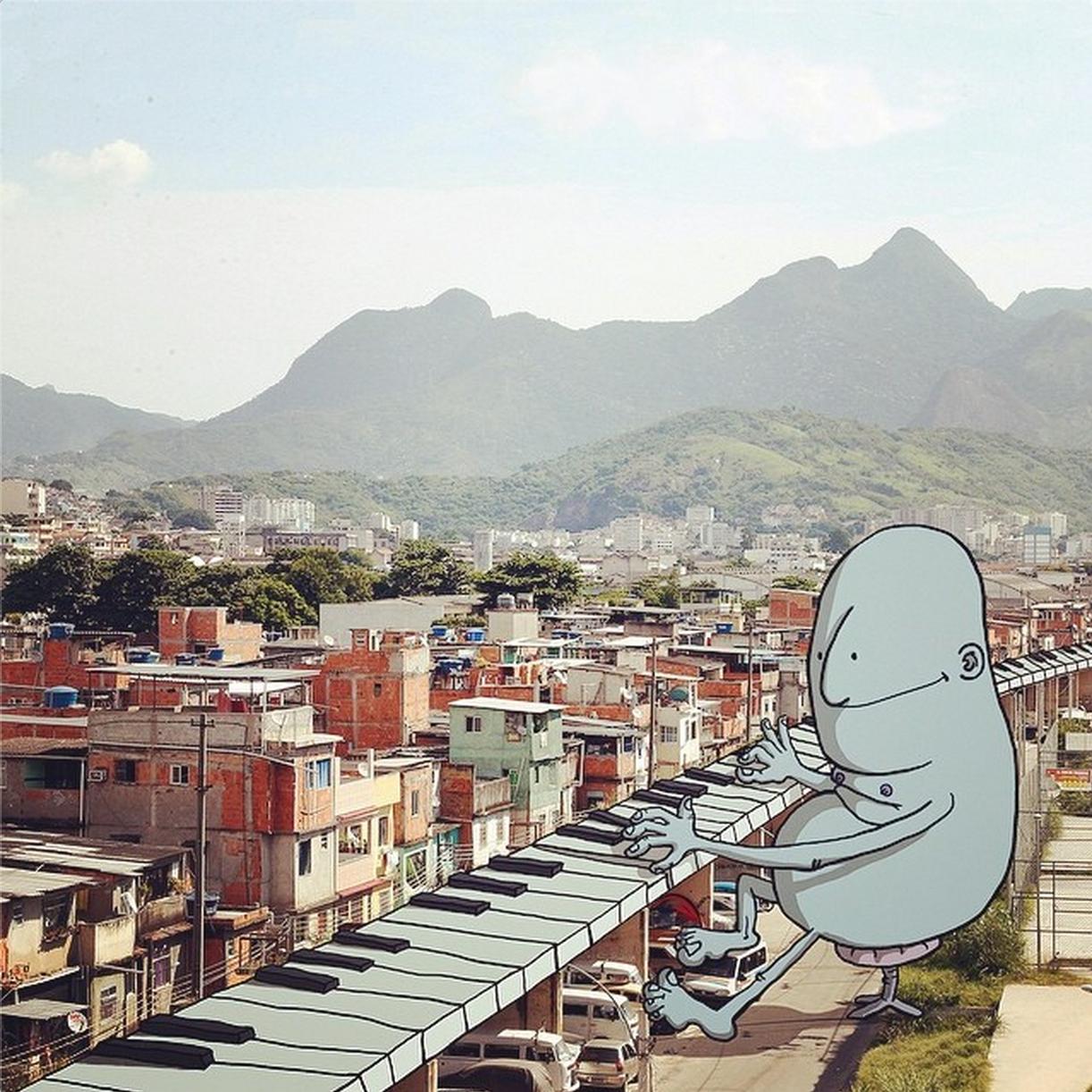 @Lucas Levitan Illustration & photography funny