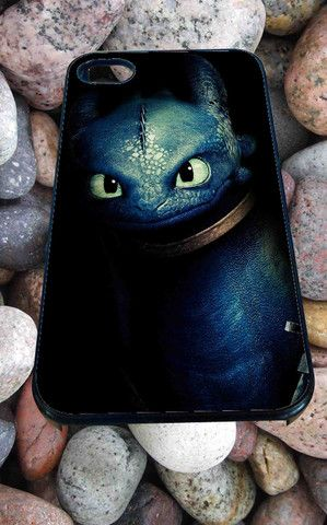 How to Train your dragon  toothless for iPhone 4/4s, iPhone 5/5S/5C/6, Samsung S3/S4/S5 Unique Case *76* - Shop for iPhone Case, Samsung Case and Customize Case