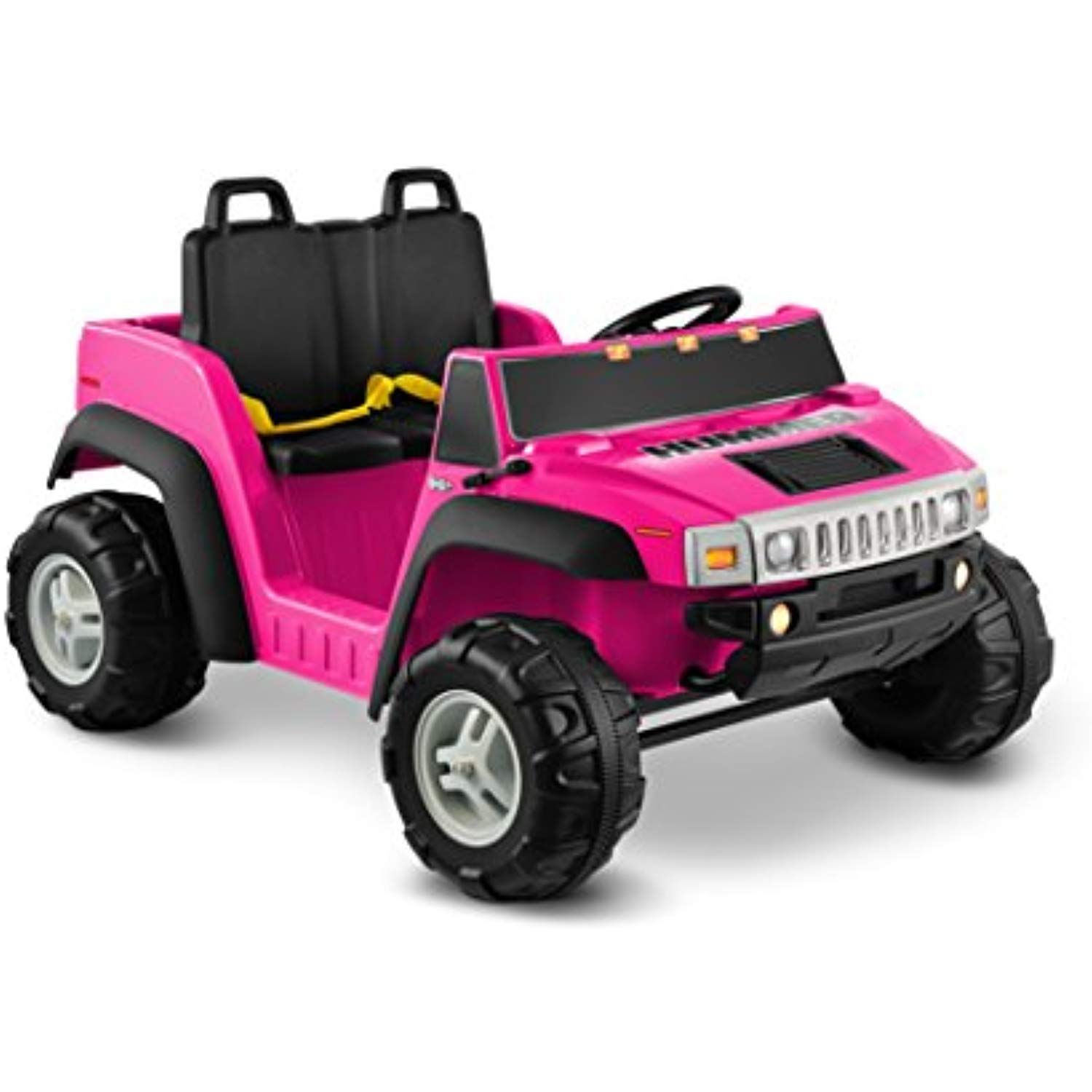 Kid Motorz Hummer H2 Two Seater 12v Pink Visit The Image Link