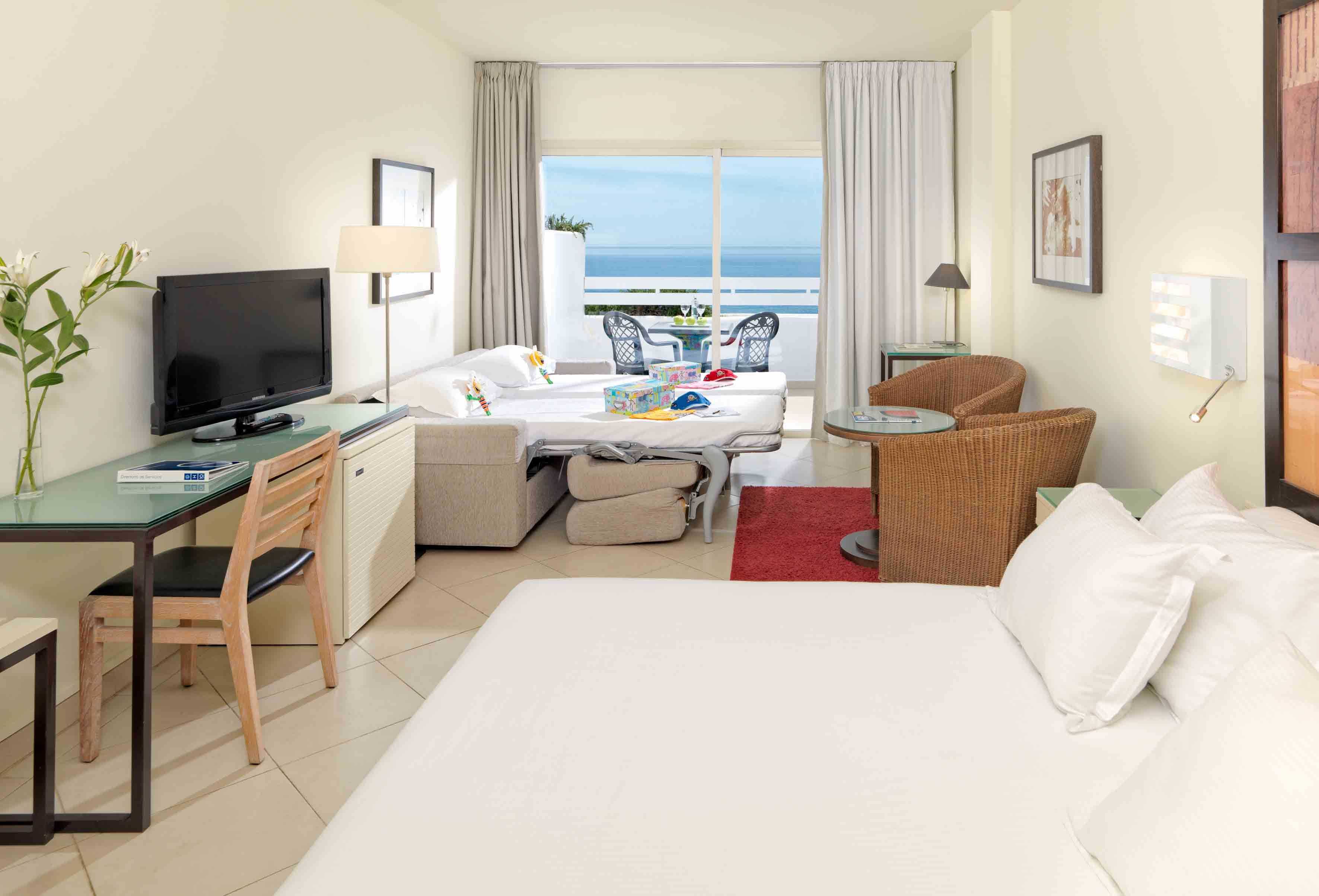 Habitación Daisy #h10esteponapalace #estepona palace #estepona #h10hotels #h10 #hotel10