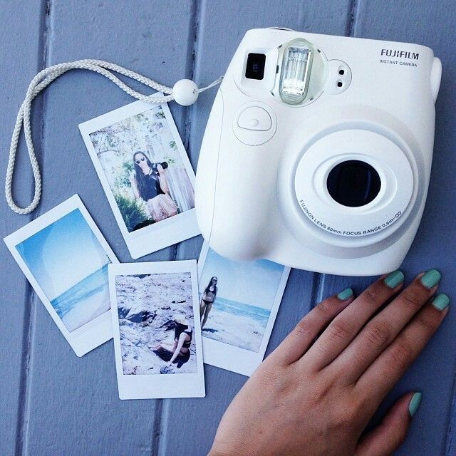 I Want This Polaroid In Pink Http Facebook