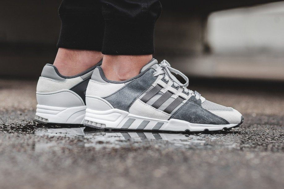 sale retailer 6ebf7 5c77e adidas Originals Unveils the EQT Support RF in Two Neutral ...