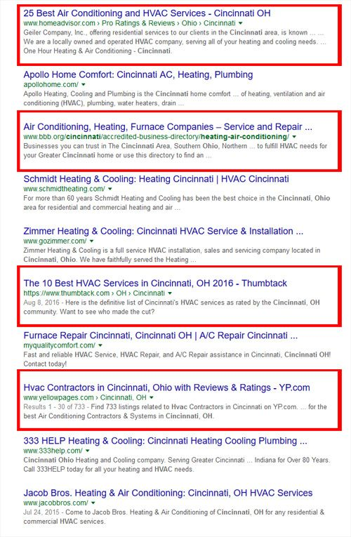 Parasite Seo How To Guide Seo Guide Hvac Services Seo