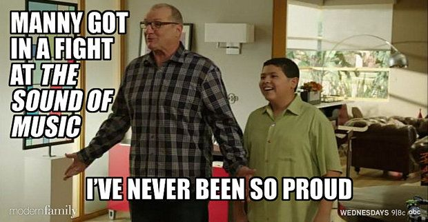 34 Funny Modern Family Memes Quotes Snappy Pixels Modern Family Memes Modern Family Modern Family Quotes